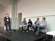 Hilarious panel on making money with WordPress