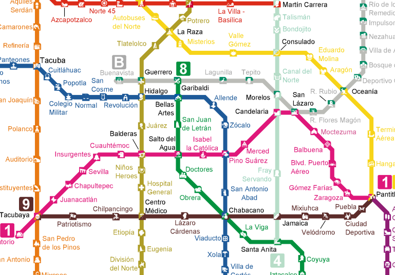 Mexico_City_Metro_and_Tren_Ligero_map1